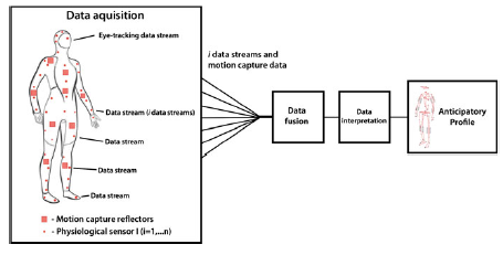 Fig. 4 Information processing model
