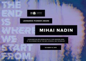 Leonardo Pioneer Award
